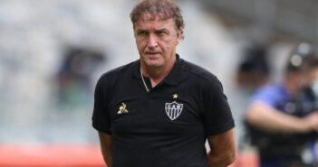 Cuca, treinador do Galo - Imagem: Divulgação