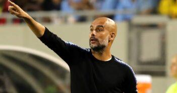 Pep Guardiola, treinador do City - Imagem: Divulgação