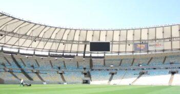 Maracanã, estádio brasileiro - Imagem: Divulgação