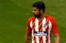 Diego Costa, atacante sem clube - Imagem: Divilgação
