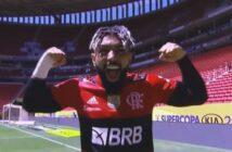 Gabigol, atacante do Flamengo - Imagem: Divulgação