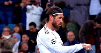 Sergio Ramos, zagueiro - Imagem: Divulgação