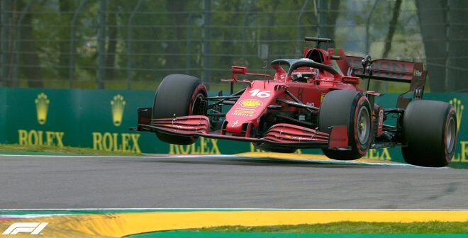 Fonte: Reprodução: F1