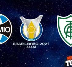Grêmio terá surpresas contra o América-MG; veja as prováveis escalações
