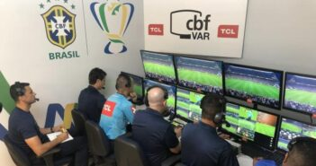VAR, árbitro de vídeo - Imagem: Divulgação