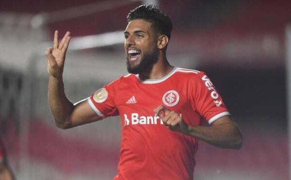 Inter recebe proposta milionária por Yuri Alberto, diz jornalista