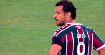 Fred, atacante do Fluminense - Imagem: Divulgação