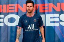 Lionel Messi, atacante argentino - Imagem: Divulgação